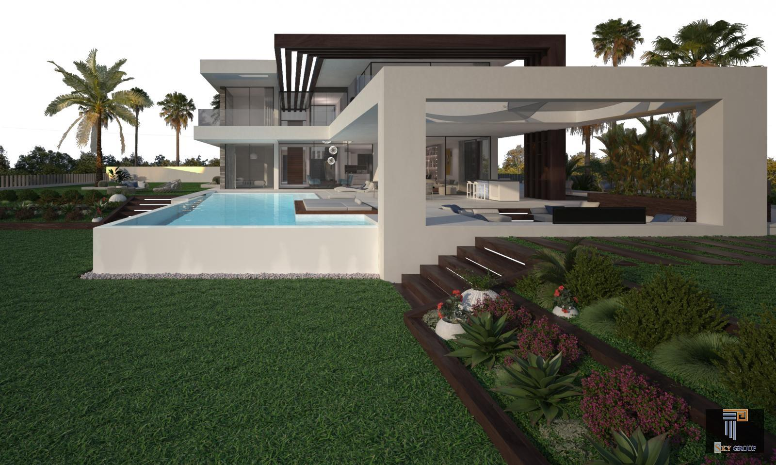 Luxury Villa for sale in Estepona, 985.000 €