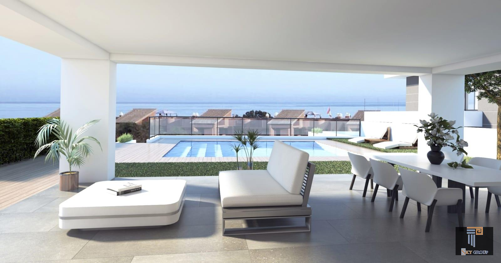 Luxury Villa for sale in Manilva Costa (Manilva), 395.000 €