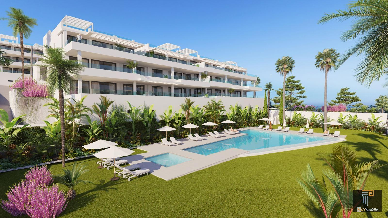 Luxury Apartment for sale in Estepona, 272.200 €