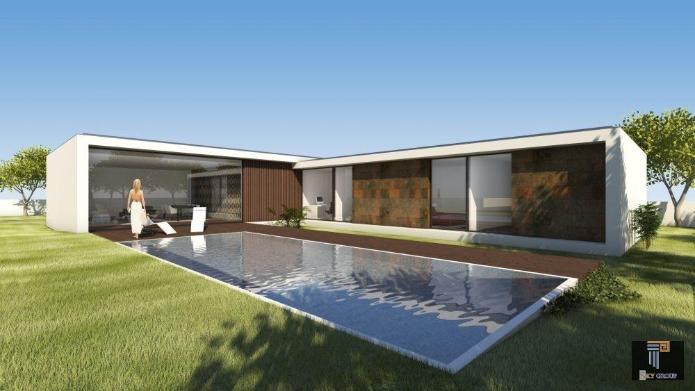 Villa sale under development in Casares Costa (Casares), 240.000 €